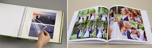 Чем отличается фотокнига от фотоальбома