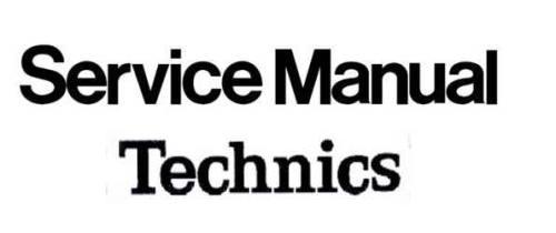 Руководство по эксплуатации компонентная аудио система Technics SC-EH60, Technics SC-EH50