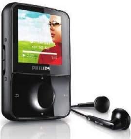Руководство пользователя плеер Philips GoGear Vibe SA1VBE02/04/08/16.