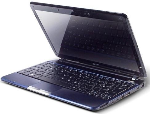 Краткое руководство Acer Aspire 1810T/1410.