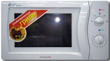 Инструкция пользователя СВЧ печь Daewoo KOG-3935А
