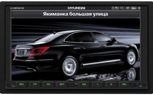 Руководство по эксплуатации Hyundai H-CMDN6100