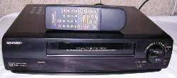 Инструкция по эксплуатации видеокассетный магнитофон SHARP VC-MA221 VHS.