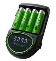 Инструкция по эксплуатации зарядное устройство GP ReCyko+.