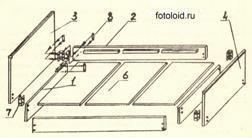 инструкция по сборке двуспальной кровати - фото 2
