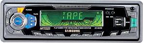Инструкция для пользователя автомагнитола Samsung SC-6450.
