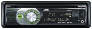 Инструкция по эксплуатации и установке ресивер CD JVC KD-R517.