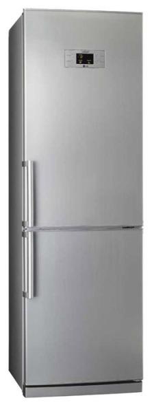 Инструкция по эксплуатации холодильник с морозильным отделением LG GA-B39TG.