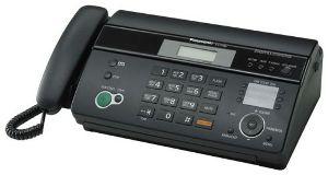 Инструкция по эксплуатации персональный факсимильный аппарат с цифровым автоответчиком Panasonic KX-FT988RU.