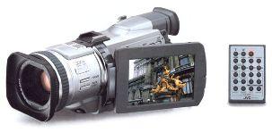 Инструкция по эксплуатации цифровая видеокамера JVC GR-DV4000.