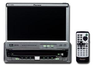 Инструкция по установке и эксплуатации проигрыватель дисков Pioneer AVX P7300DVD.