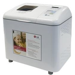 Инструкция пользователя и книга рецептов автоматическая хлебопекарня LG HB-1051CJ.