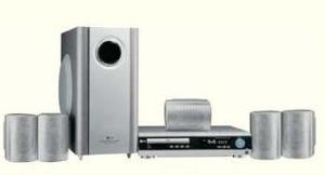 Инструкция по эксплуатации домашний DVD-кинотеатр LG DA-5620.