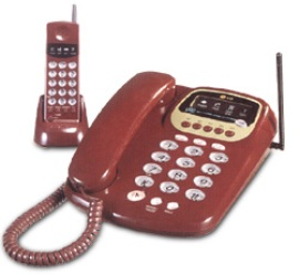 Руководство по эксплуатации беспроводной телефон LG GT-9520A.