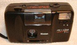 Руководство по эксплуатации фотоаппарат KODAK Pro Star 111.