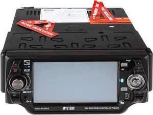 Руководство по эксплуатации автомобильный мультимедийный ресивер Mystery MMD-4503BS.