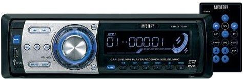 Руководство по эксплуатации автомобильный мультимедийный ресивер Mystery MMD-774U.