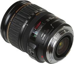 Руководство по эксплуатации фото объектив Canon Lens EF 28-135 mm.