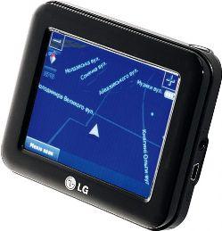 Руководство по эксплуатации портативное навигационное устройство  LG N10.