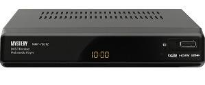 Руководство по эксплуатации ресивер цифрового эфирного телевидения с функцией мультимедийного проигрывателя Mystery MMP-71DT2.