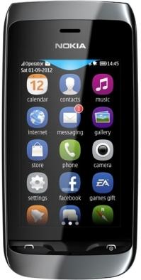 Руководство по эксплуатации телефон Nokia 309.