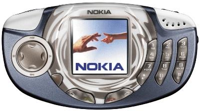 Руководство по эксплуатации телефон Nokia 3300.