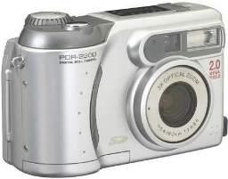 Руководство по эксплуатации цифровой фотокамеры Toshiba PDR-2300.