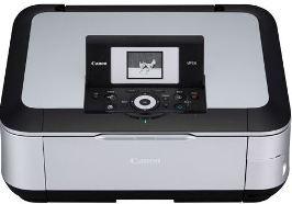 Руководство по началу работы МФУ принтер цветной Canon Pixma MP-630.