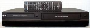 Руководство пользователя DVD рекордер видеомагнитофон LG DVR788.