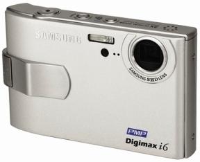 Руководство пользователя фотоаппарат Samsung Digimax i6 PMP.