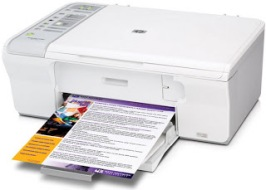 Руководство пользователя принтер HP Deskjet F4200 All-in-One series.