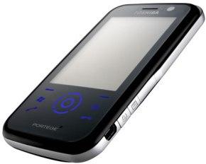 Руководство пользователя телефон Toshiba G810.