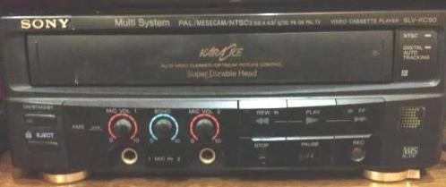 Инструкция по эксплуатации кассетный видеоплеер SONY SLV-KC90CH