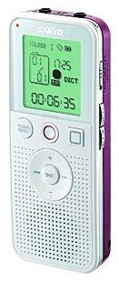 Инструкция пользователя цифровой диктофон Sanyo ICR-FP400/ICR-FP450