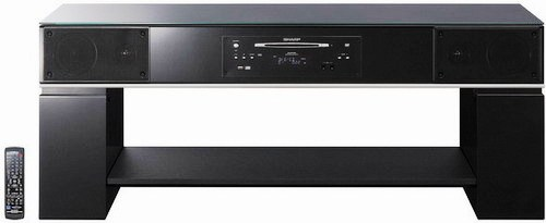 Мануал акустика Sharp AN-PR1500HR.