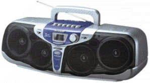 Руководство по эксплуатации стереофоническая магнитола Sharp серии QT.