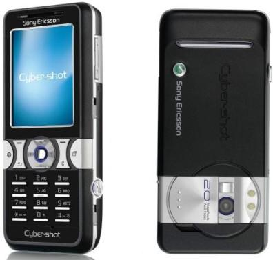 Мануал на русском языке телефон Sony Ericsson K550i.