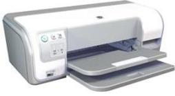 Справочное руководство принтер HP Deskjet D4300.