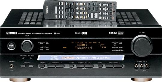Yamaha RX-V450RDS