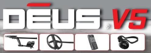 Инструкция по эксплуатации металлоискатель XP Deus V5