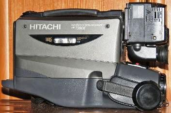 Инструкция по эксплуатации видеокамера Hitachi VM-7380E.