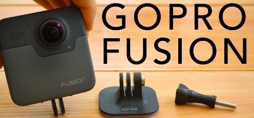 Руководство по эксплуатации видеокамера GoPro Fusion