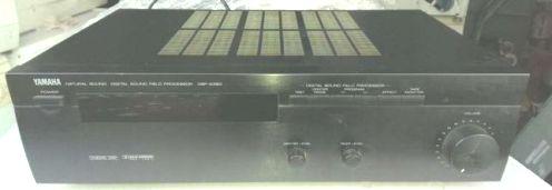 Инструкция по эксплуатации предусилитель со встроенным процессором объемного звука для домашнего театра Dolby Pro Logic YAMAHA DSP-E390