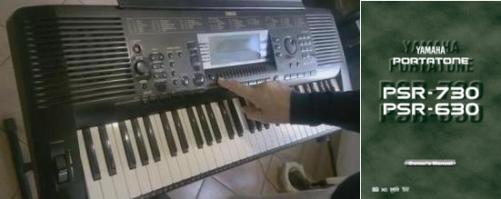 Инструкция пользователя на русском языке музыкальный синтезатор YAMAHA PSR-730 и YAMAHA PSR-630